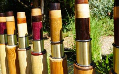 Plusieurs notes en un seul instrument, petit tour d'horizon des didgeridoos à coulisse !