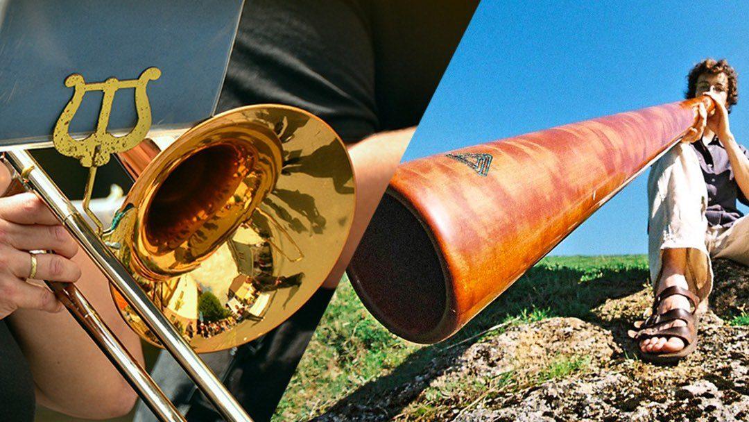 Comment je me suis retrouvé à jouer du didgeridoo dans un orchestre de 80 musiciens