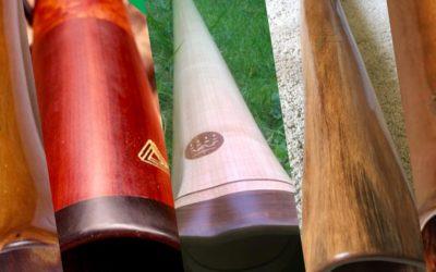 5 fabricants de didgeridoos (haut de gamme) à connaître