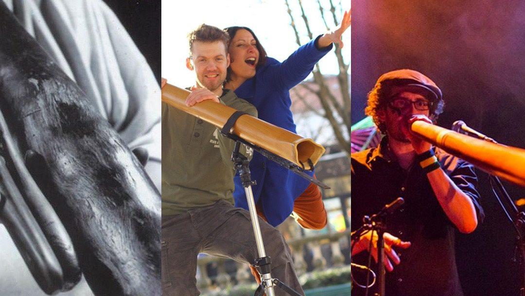 Déjà 3 générations de joueurs de didgeridoo en France !