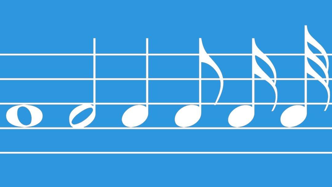 Solfège et didgeridoo : blanches, noires, croches