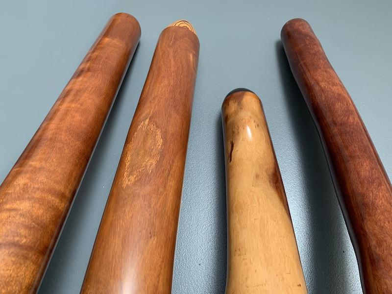 different didgeridoo