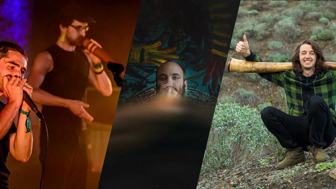 7 artistes qui ont joué pour la seconde édition de Nomadidge