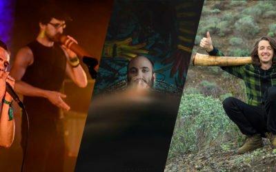 Podcast | 7 artistes qui ont joué pour la seconde édition de Nomadidge