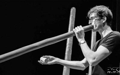 Podcast | Comment j'ai réussi à vivre du didgeridoo, ou ces fausses raisons qui nous empêchent de vivre de notre passion