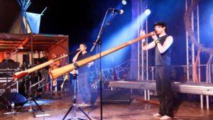 concert d'UC didge