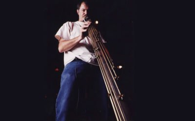 Podcast | L'univers musical de Graham Wiggins, l'inventeur du didgeridoo à cléfs
