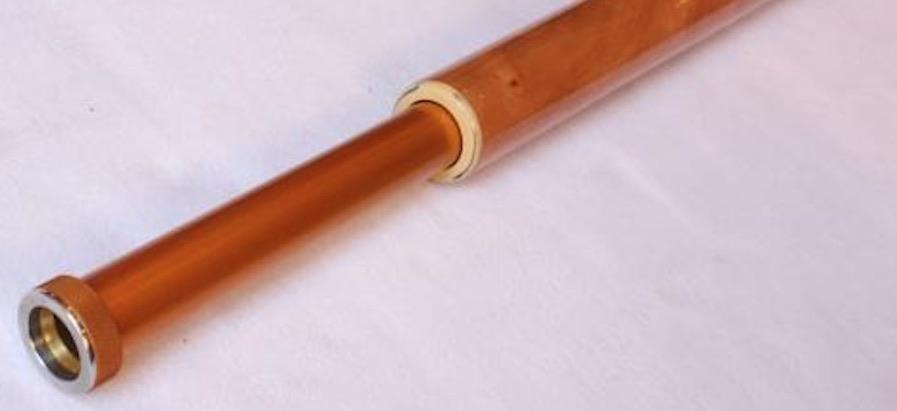 didgeridoo à coulisse de Walter Strasser